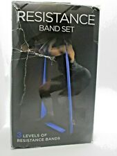 Theraband Advanced Workout Resistance Bands Set