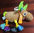 Lamaze+Tomy+Mortimer+Moose+Teether+Crinkle+Plush+Baby+Toy+0-24+Months+Clip+8%E2%80%9D