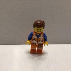 Official Lego Movie Plain Emmet Lego Minifigure