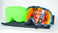 2019 NWOB QUIKSILVER HUBBLE TRAVIS RICE SNOWBOARDING GOGGLES $180 One Size