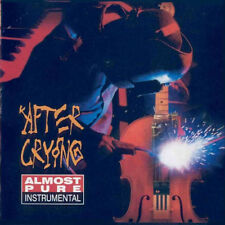 After Crying - Almost Pure Instrumental Rare CD Hungarian Prog/Symphonic Rock