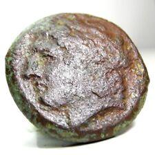 SICILY-HIKETAS (Sicilia / ICETA) Ae,Bronze