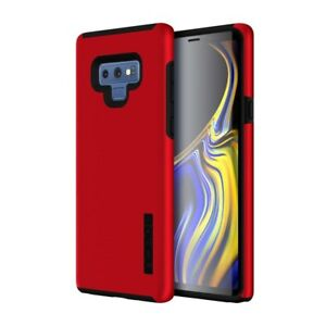 Incipio Black DualPro Rubberized Hybrid Case Samsung Galaxy Note 9