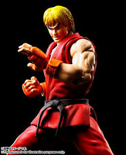 BANDAI S.H.FIGUARTS SHF STREET FIGHTER KEN MASTERS ACTION FIGURE