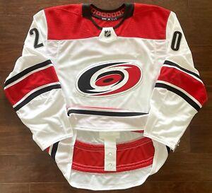 Carolina Hurricanes 2017-19 Sebastian Aho Hockey MiC Authentic NHL Hockey Jersey
