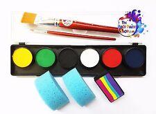 Beginner Face Paint Kit-Diamond FX/Global Professional Face Paints