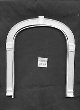 DOOR ARCH / FRAME  UMAR2  dollhouse miniatures 1/12 scale polyresin