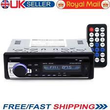 Coche Bluetooth Estéreo en Tablero MP3/USB/SD/AUX-IN/FM Radio Head Unit, unidad reproductor iPod UK