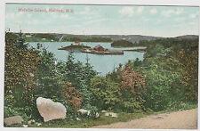 Melville Island Halifax Nova Scotia NS Postcard