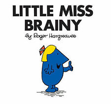 NEW (25)  LITTLE MISS BRAINY ( BUY 5 GET 1 FREE book )  Mr Men