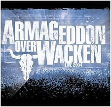 Armageddon Over Wacken Live 2004 by Various Artists (3 CD set) Dio, Anthrax, etc