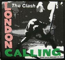 "CLASH/THE CLASH patch/écusson # 3 ""London Calling"""