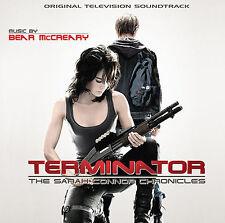 Terminator: The Sarah Conno...-Terminator: The Sarah Connor Chronicles  CD NEW