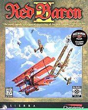 Red Baron II PC Windows 95 CD Rom Software Game Flight Simulation Aircraft