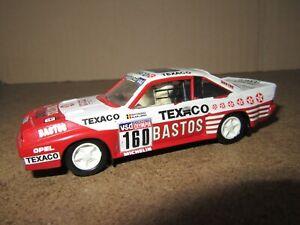 339Q Vitesse Portugal Opel Manta 400 #160 Ralye Raid Paris Dakar 1985 Lopes 1: