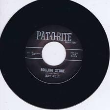 Larry O 'Keefe-Rolling Stone/hot rockin Mama (caldo Rockabilly CONSERVE dal Texas