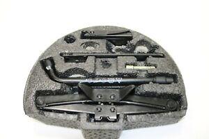 Jaguar XK8 Trunk Emergency Tool Kit Lift Jack
