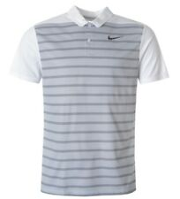 Nike Graphix Men's Golf Polo Shirt White BLACK SIZE S, XXL New with Tag