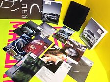 2008 BMW M3 SEDAN OWNERS MANUAL + NAVIGATION SECTION +iDRIVE INFO **SUPER RARE**