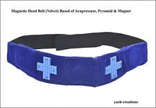 Acs Magnetic Pyramid Acupressure Energy Head Belt - Headache Migraine Dizziness