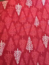 John Lewis Scandi Trees Cotton Fabric