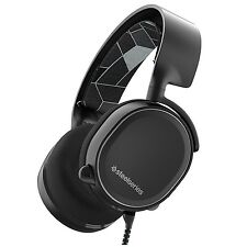 SteelSeries Arctis 3 Wired Gaming Headset with 7.1 Surround Sound Black MP