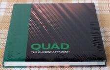 QUAD BOOK The Closet Approach Ken Kessler Never Used Before JAPAN UK vintage