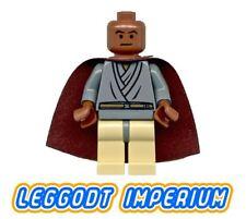 LEGO Minifigure Star Wars - Mace Windu non light up - sw148 minifig FREE POST