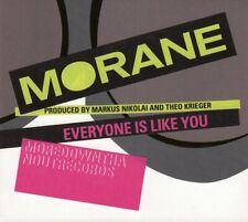 MORANE Everyone Is Like You CD Album 2005 NEUWARE Electric Pilot Girl Indie