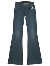 $218 NEW J Brand 722 Close Cut Love Story Low Rise Bell Bottom Flare Leg 29 x 35