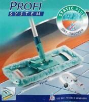 Leifheit 55118 Profi static Plus Wischbezug, Ersatzbezug, Profi Static Plus
