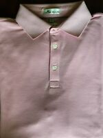 Theory Solid Pique Pima Cotton Polo Allium NWT $125