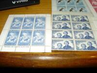 New Zealand pre decimal health mini sheets mint/used + mint stamps