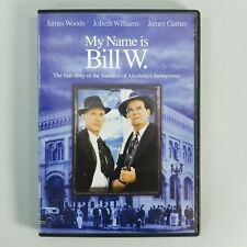 My Name Is Bill W. (DVD, 1989, 2006) James Woods Alcoholics Anonymous Rare OOP