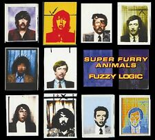 "Super Furry Animals ""Fuzzy Logic (20th Ann)"" 180g Vinyl LP Record (New & Sealed)"