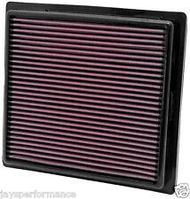Kn air filter (33-2457) Filtración de reemplazo de alto caudal