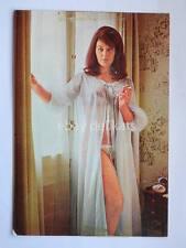 Ragazza girl sexy woman nude vintage vecchia cartolina old postcard 7