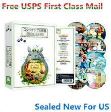 Hayao Miyazaki Studio Ghibli Special Edition Collection 25-Movies Dvd Box Set