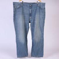 Levi's 559 Relaxed Gerades Bein Herren Blau Jeans 52/32 W52 L32