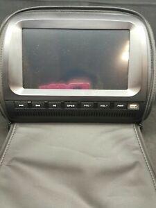 Tonak car headrest dvd player