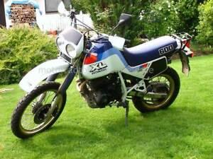 original spare-parts Ersatzteile Honda XL600RM PD04 Unterfahrschutz Motor-Schutz