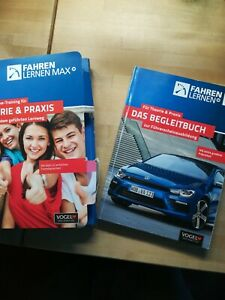 Fahren Lernen B Das Begleitbuch zur Führerscheinausbildung Vogel Verlag