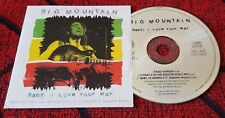 BIG MOUNTAIN ** Baby, I Love Your Way **ORIGINAL 1994 Spain 3-TRACK CD Single