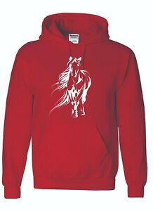 EQUESTRIAN HOODY HORSE RIDING HOODIE