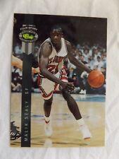 "NBA CARD - Classic - "" Draft Pick Collection "" - Malik Sealy - Indiana"