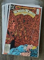 Wonder Woman - DC Comics Lot!