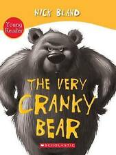 The Very Cranky Bear Young Reader paperback book ~ Nick Bland New