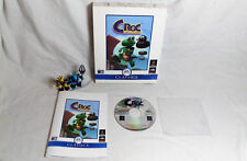 Croc Legend of the Gobbos Big Box PC Game EA Classics Complete VGC