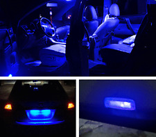 Blue LED Number Plate Lights VN VP VR VS VT VX VY VZ VE VF Falcon BA BF FG AU EL