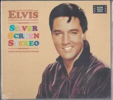 ELVIS PRESLEY SILVER SCREEN STEREO FTD DELETED 26 TRACKS DIGIPACK SEALED